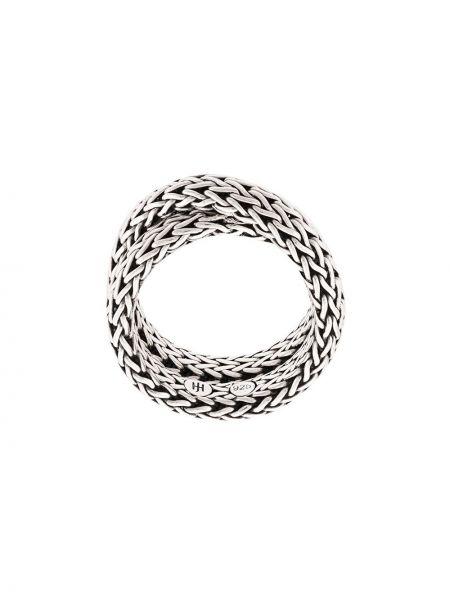 Klasyczny łańcuch ze srebra srebrny kopertowy John Hardy