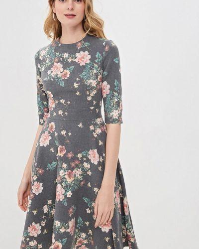 Платье - серое D&m By 1001 Dress