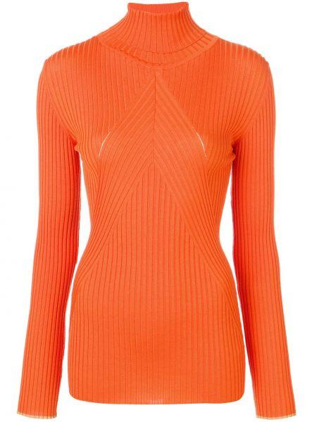 Polo - pomarańczowa Victoria Beckham