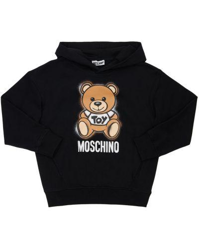 Bluza, czarny Moschino