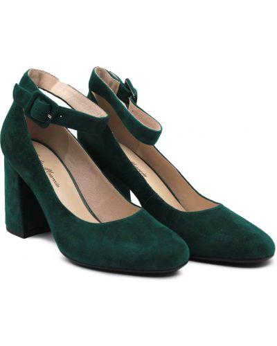 Туфли классические - зеленые Lady Marcia