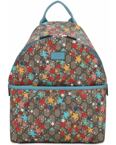 Plecak z printem Gucci