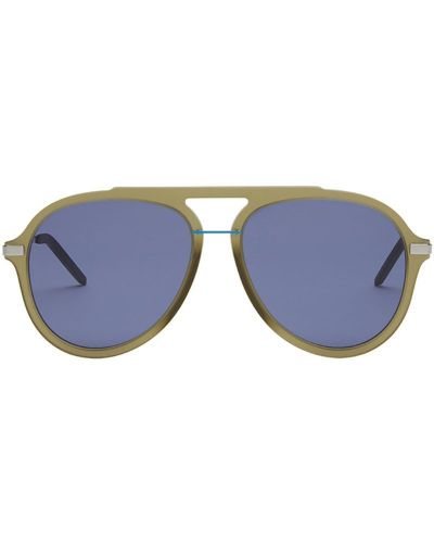 Farfetch. Солнцезащитные очки для зрения пластиковые Fendi Eyewear 78d8e6065ec