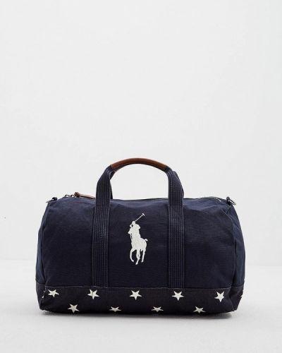 Спортивная сумка текстильная Polo Ralph Lauren