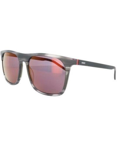Różowe okulary Hugo Boss
