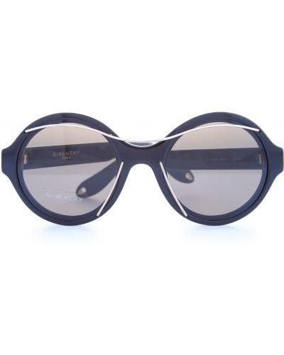 Солнцезащитные очки металлические круглые Givenchy (sunglasses)