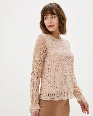 Блузка с длинным рукавом розовая Art Love