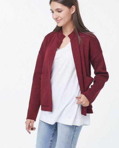 Куртка вязаная с карманами Fly