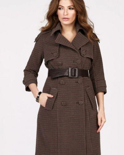 Пальто с капюшоном Carica&x-woyz