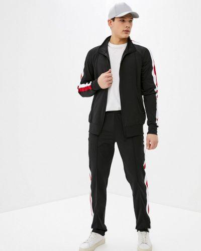 Костюмный черный спортивный костюм Sitlly