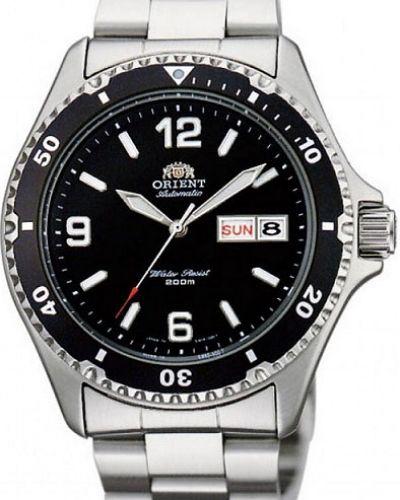 Часы механические водонепроницаемые спортивные Orient