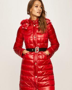 Куртка с капюшоном стеганая с карманами Liu Jo
