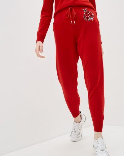 Красные брюки Markus Lupfer