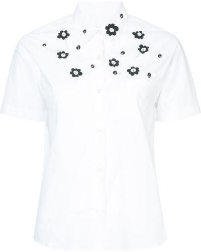 Рубашка белая Jimi Roos