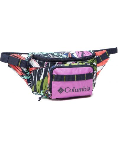 Biała torebka Columbia