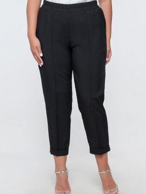 Зауженные брюки - черные Лимонти
