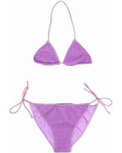 Bikini - fioletowy Oseree Kids