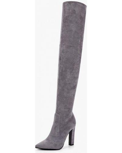 Ботфорты на каблуке Calipso