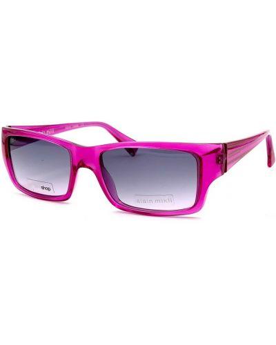 Różowe okulary Alain Mikli
