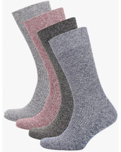 Розовые носки Marks & Spencer