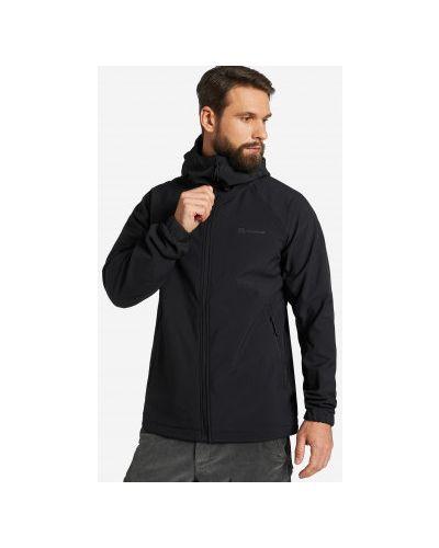 Куртка с капюшоном - черная Outventure