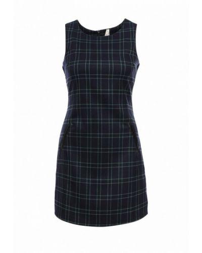 Повседневное платье синее Stella Morgan