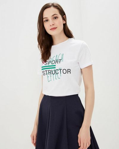 Белая футболка Befree