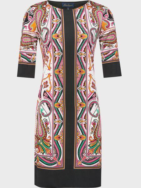 Платье из вискозы Luisa Spagnoli