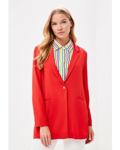 Красный пиджак Compania Fantastica