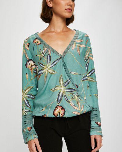 Блузка с запахом с вырезом Roxy