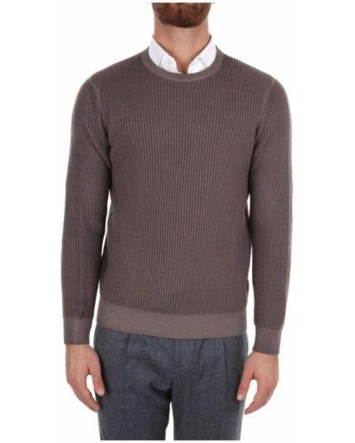 Brązowy sweter Fedeli