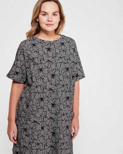 Серое платье Dorothy Perkins Curve