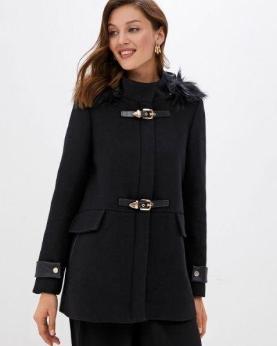 Черное пальто Morgan