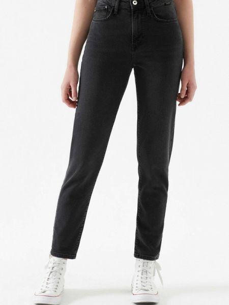 Прямые джинсы черные Mavi