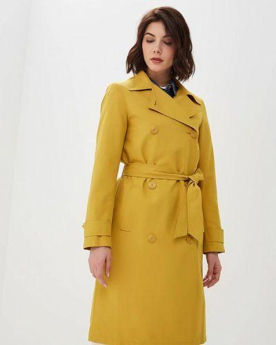 Плащ желтый Marks & Spencer