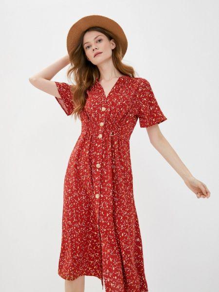 Красное платье Sweewe