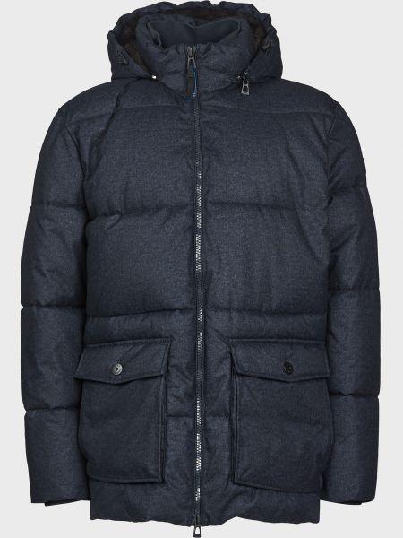 Куртка на молнии - синяя Brax