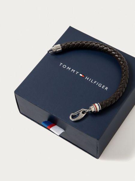 Кожаный браслет Tommy Hilfiger