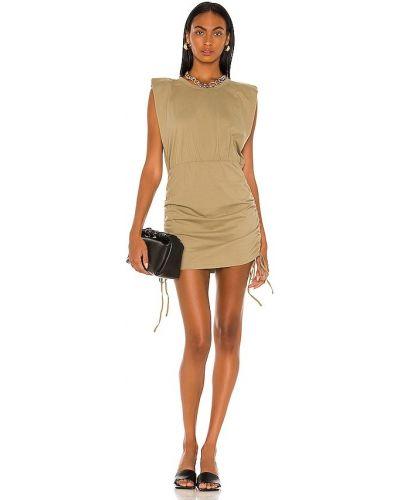 Платье с кулиской Bardot