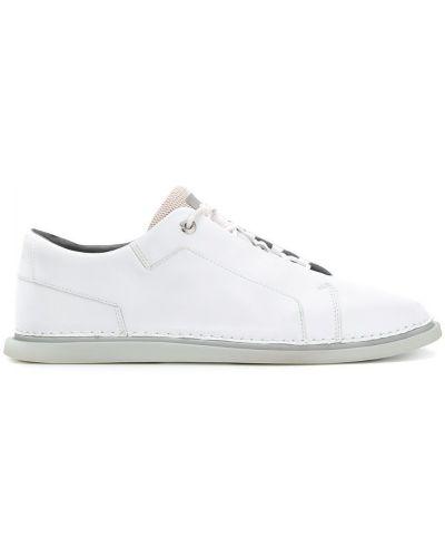 Кожаные ботинки белый Camper