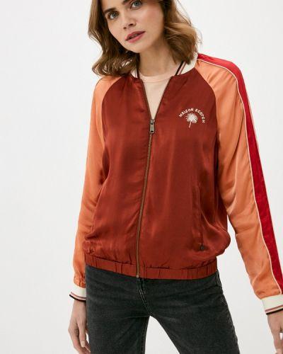 Красная куртка Scotch&soda