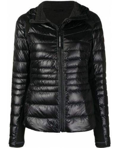 Дутая куртка - черная Canada Goose