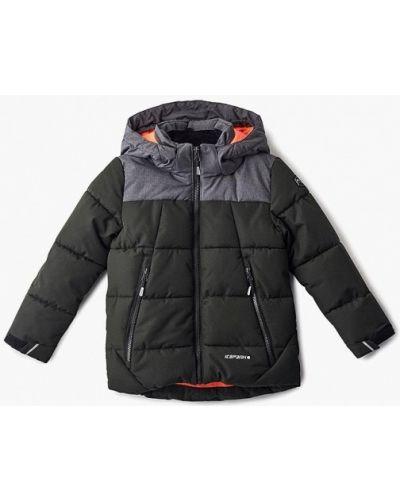 Куртка теплая черная Icepeak