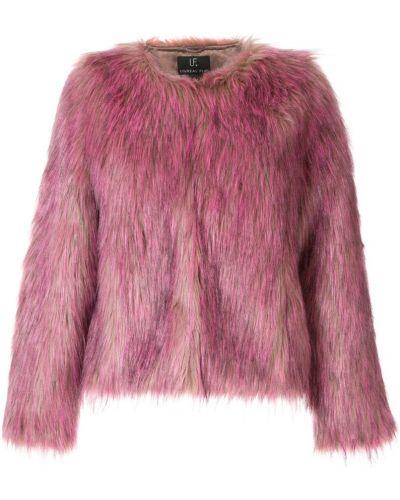 Шуба из искусственного меха Unreal Fur