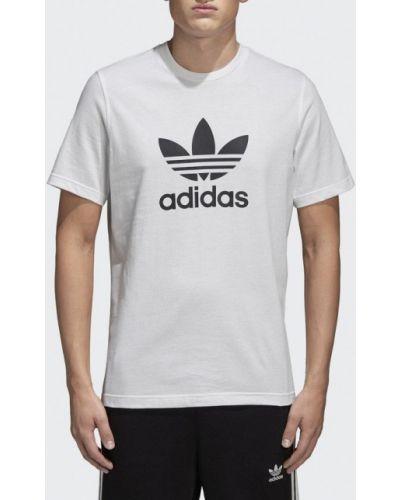 Футболка белая Adidas Originals
