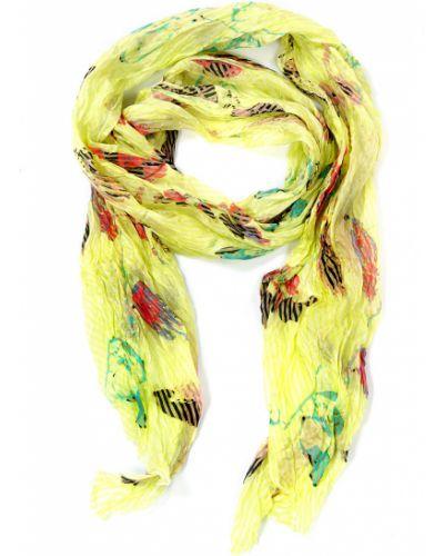 Желтый шарф Passigatti