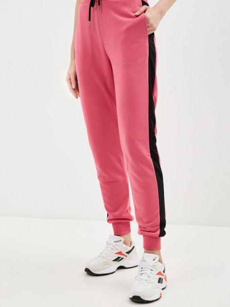 Спортивные брюки розовый весенний Na-kd