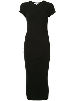 Платье мини миди футболка James Perse