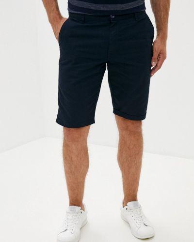 Синие повседневные шорты Defacto