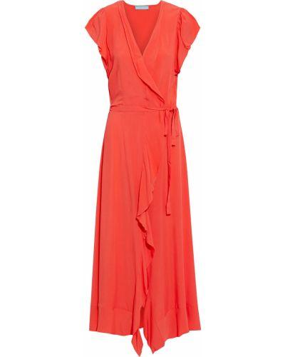 Платье макси из вискозы Melissa Odabash